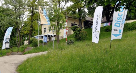 An Pfingsten nicht zu übersehen: Am Gögerl wird die Prodigy-GermanTour-Major gespielt.