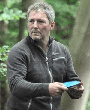 Sportdirektor Wolfgang Kraus war nur in Runde eins zu schlagen.