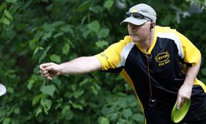 Der Drittplatzierte der Open: Toad McReynolds.