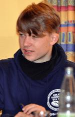Lukas Klingbeil aus Flörsheim wurde von DGA-Sportdirektor Wolfgang Kraus auf die WM eingestellt.