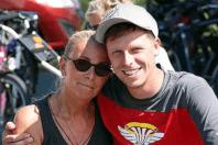 Titelverteidiger bei der Crosslap-GermanTour-Major 2016: Christian Plaue.